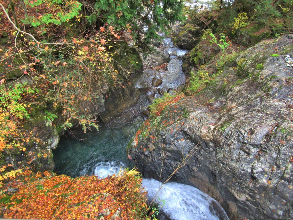 樽ヶ沢の滝