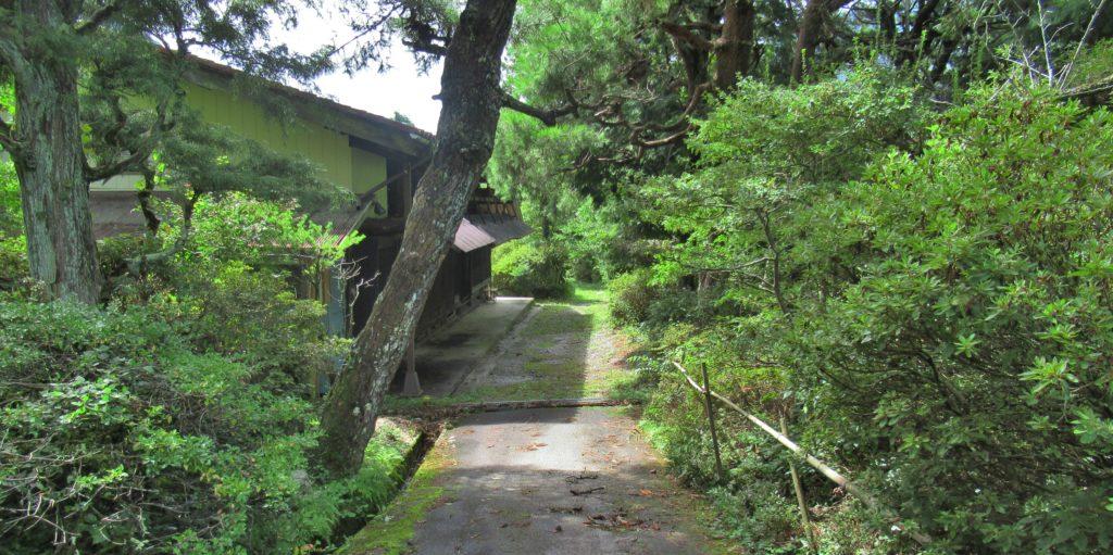 宮戸の中山道