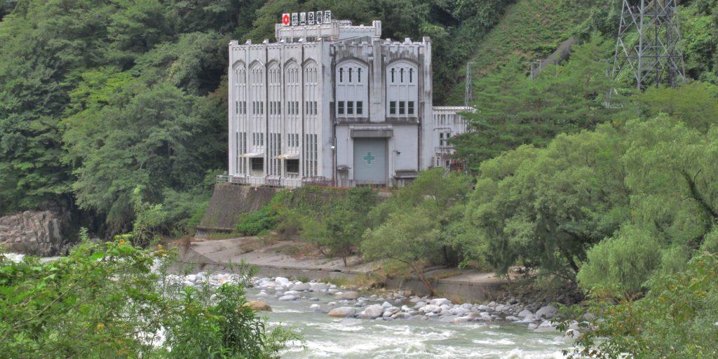 桃山発電所