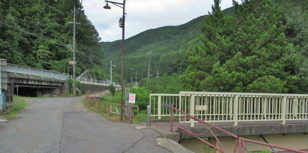 奈良井の分岐点その1