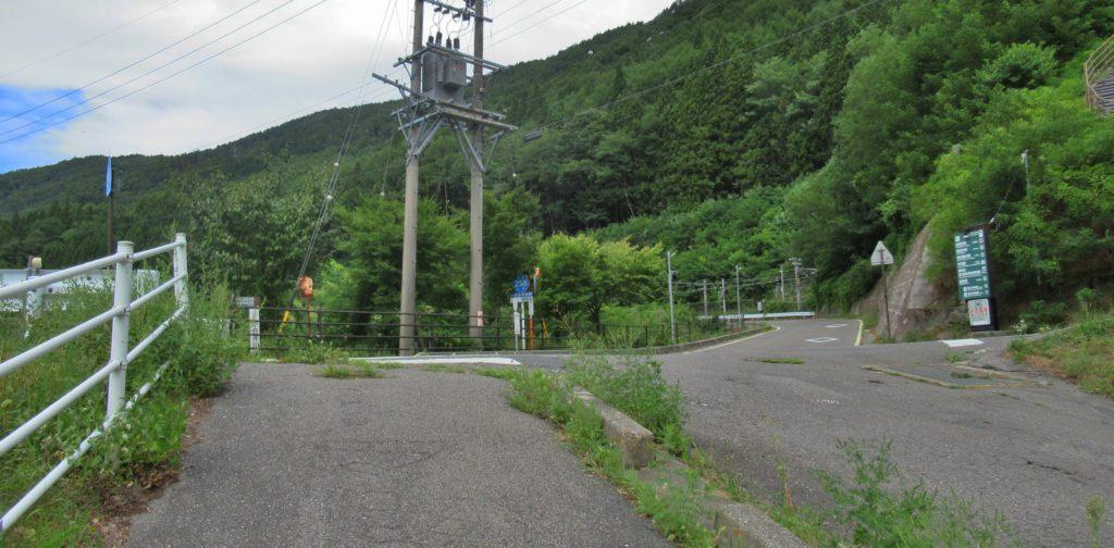 奈良井の分岐点その2